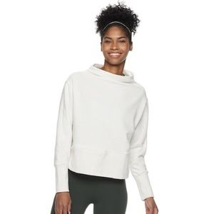 Nike dry fit funnelneck versa training pullover